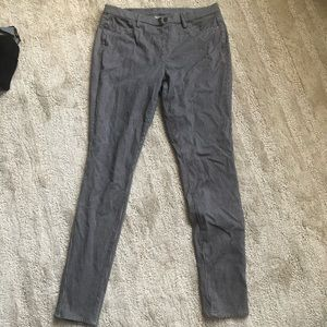 Uniqlo houndstooth jeggings- large